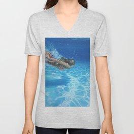 Sea pleasure Unisex V-Neck