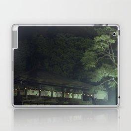 Koyasan temple 1 Laptop & iPad Skin
