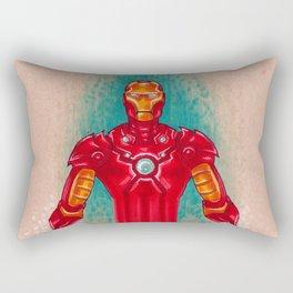He Rises Rectangular Pillow