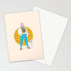 Henry the Hip Stationery Cards