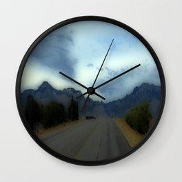 12TH STREET Wall Clock