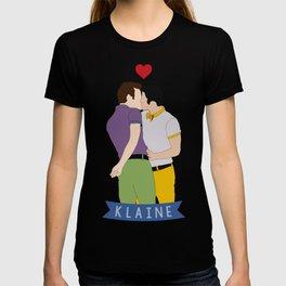 Klaine Kissing T-shirt