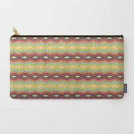 Chevron norvehC Carry-All Pouch