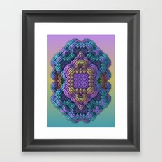 Pandora Talisman Framed Art Print