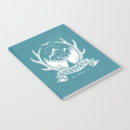 wanderful! Notebook