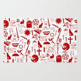 Buffy Symbology, Red Rug