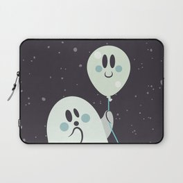 Ghost and Friend Laptop Sleeve
