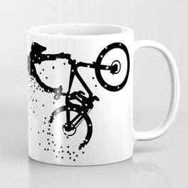 MTB Superman Puzzle Coffee Mug