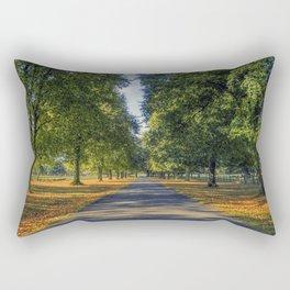 Summer Road Rectangular Pillow