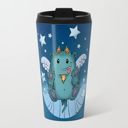 Twinkle Toes the Happy Chaos Monster Travel Mug