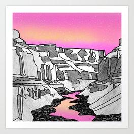 The Grand Canyon Art Print