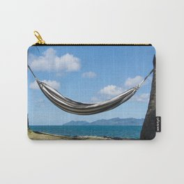 Hammock in the tropics Carry-All Pouch