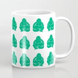 Jade Asian Moods Buddha Boys Coffee Mug