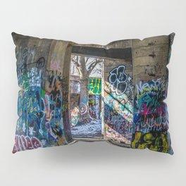 Graffiti Playground Pillow Sham