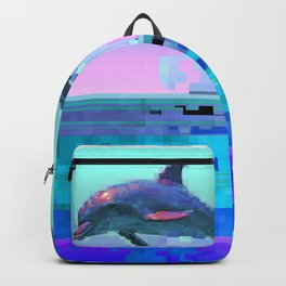 Dolphin Jitter Backpack