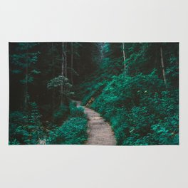 Forest Path Rug