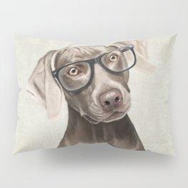 Mr Weimaraner Pillow Sham