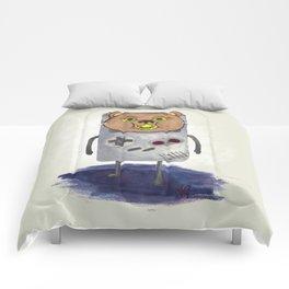 Codename: Professor Pants Comforters