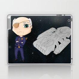 Colonel Tigh 2 | Battlestar Galactica Laptop & iPad Skin