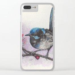 Fairy Blush Clear iPhone Case