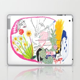 What acts on what Laptop & iPad Skin