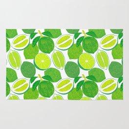 Lime Harvest Rug