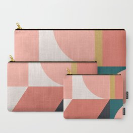 Maximalist Geometric 02 Carry-All Pouch