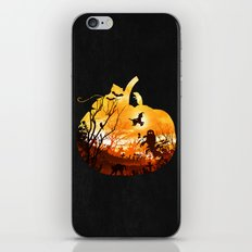 All Hallows Eve iPhone & iPod Skin