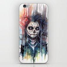 sugar skull - calavera de azucar iPhone & iPod Skin