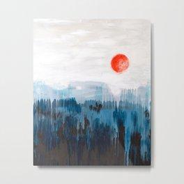 Sea Picture No. 3 Metal Print