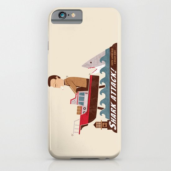 Shark Attack iPhone & iPod Case