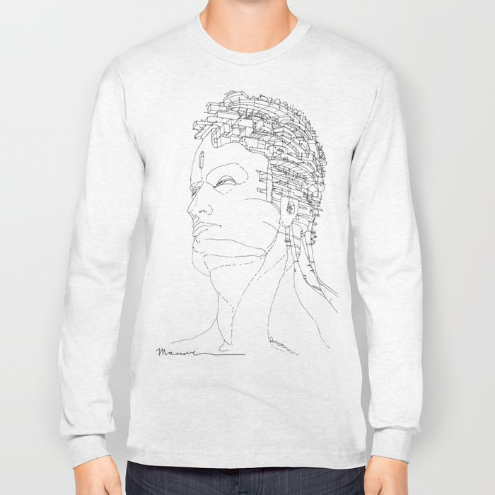 Ritratto di Fantasia Long Sleeve T-shirt