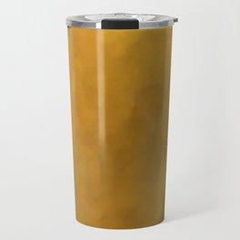 Rainbow Iris Yellow Travel Mug