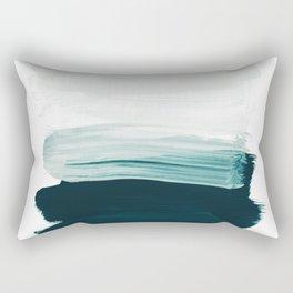 brushstrokes 13 Rectangular Pillow