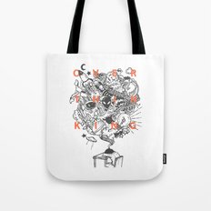 OVERTHINKING Tote Bag