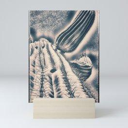 Saguaros 232 Mini Art Print