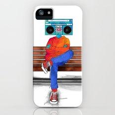 Radiohead iPhone (5, 5s) Slim Case