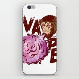VAPE APE iPhone Skin
