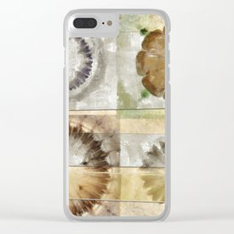 Coated Beauty Flower  ID:16165-092128-56061 Clear iPhone Case