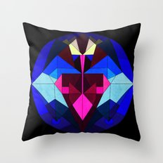 No Time for Space Throw Pillow