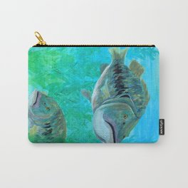 Bass Pairs Carry-All Pouch