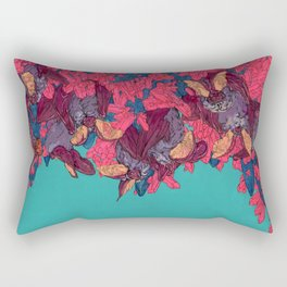 Out of Sight, Out of Mind Rectangular Pillow