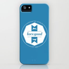 Lovegood Handcrafted Jewelry iPhone Case
