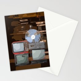 Cathode Ray Fun Stationery Cards