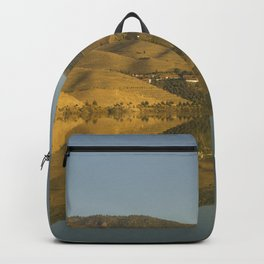 Douro valley Reflections Backpack
