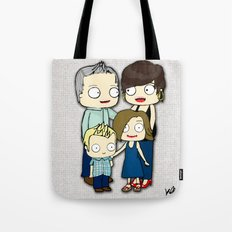 The Rays Tote Bag