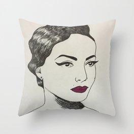 Please Remeber Me... Throw Pillow