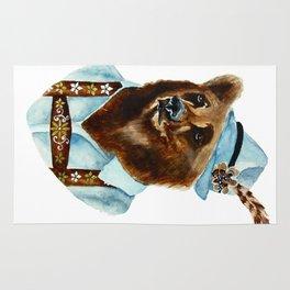 Bear-Varian  Rug