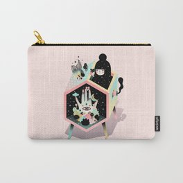 Mystery Garden Carry-All Pouch