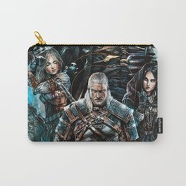 The Witcher Wild Hunt Carry-All Pouch